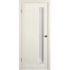 GL Light C1 (Дуб латте) стекло матовое межкомнатная дверь