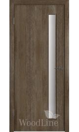 GL Light C1 (Трюфель) стекло матовое межкомнатная дверь