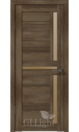 GL Light Х16 (Трюфель) межкомнатная дверь