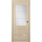Greenline GLAtum С6 (капучино) стекло матовое межкомнатная дверь