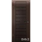GLAtum X3 Greenline (венге) межкомнатная дверь