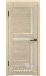 GLAtum X16 Greenline (капучино) межкомнатная дверь