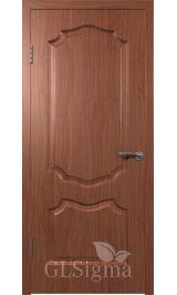 GLSigma-91 ДГ (итальянский орех) межкомнатная дверь
