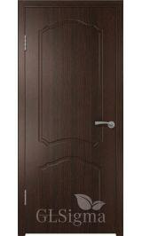GLSigma-31 ДГ (венге) межкомнатная дверь