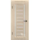 GLAtum X13 (орех капучино) межкомнатная дверь