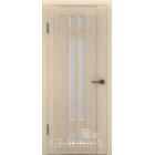 GLAtum X17 (орех капучино) межкомнатная дверь