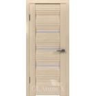 GLAtum X31(орех капучино) межкомнатная дверь