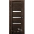 GLAtum X31 (венге) межкомнатная дверь