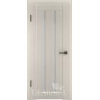 Greenline GLAtum X2 (беленый дуб) стекло белый сатинат межкомнатная дверь
