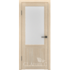 Greenline GLAtum С2 (орех капучино) межкомнатная дверь