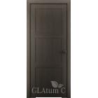 Greenline GLAtum С3 (дуб серый) межкомнатная дверь