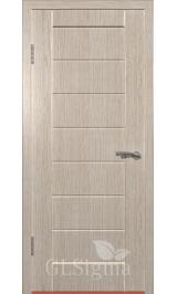 Greenline GLSigma 11 (беленый дуб) межкомнатная дверь