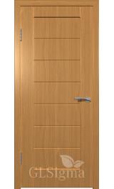 Greenline GLSigma 11 (миланский орех) межкомнатная дверь