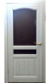 ХОРС-10 ДО дуб монтана межкомнатная дверь распродажа 800 мм витрина