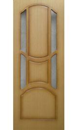 Катрин ДО (светлый дуб) межкомнатная дверь