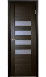 CPL 2-14 (орех африканский) межкомнатная дверь (Остатки)