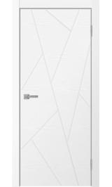 Neo-3215 ясень белый глухая межкомнатная дверь