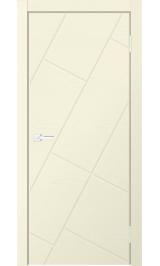 Neo-3216 ясень ванильный глухая межкомнатная дверь