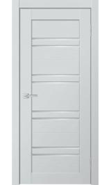 Neo-655 ясень серый стекло матовое межкомнатная дверь