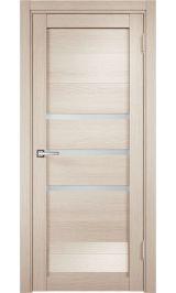 ДО М-11 3D Line Капучино матовое стекло межкомнатная дверь
