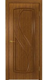 Леди ДГ 4 (орех) межкомнатная дверь