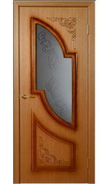 Эллада ДО рисунок (светлый дуб) межкомнатная дверь