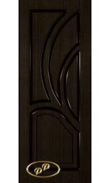 Карелия-2 ДГ (мореный дуб) межкомнатная дверь
