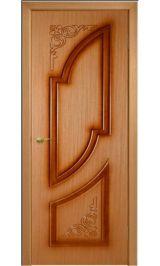 Эллада ДГ (светлый дуб) межкомнатная дверь