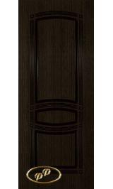 Троя-1 ДГ (мореный дуб) межкомнатная дверь