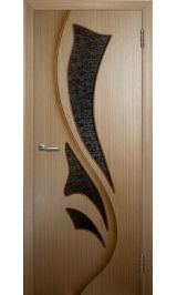 Элегия ДО (светлый дуб) межкомнатная дверь (Остатки)