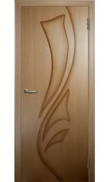 Элегия ДГ (светлый дуб) межкомнатная дверь (Остатки)