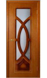 Камелия ДО рисунок (Карелия) межкомнатная дверь (Остатки)