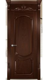 ВЕНЕЦИЯ ДГ красное дерево межкомнатная дверь