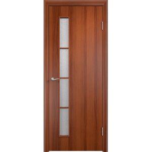Гамма ПО (итальянский орех) межкомнатная дверь