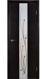 Техно 9 венге межкомнатная дверь