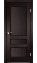 CLASSICO 3P Дуб черный межкомнатная дверь