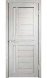 DUPLEX 3 Дуб беленый молочное стекло межкомнатная дверь