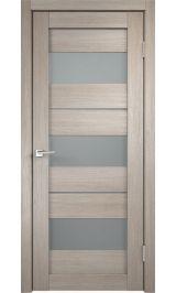 DUPLEX 12 Капучино матовое стекло межкомнатная дверь