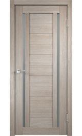 DUPLEX 2 Капучино матовое стекло межкомнатная дверь