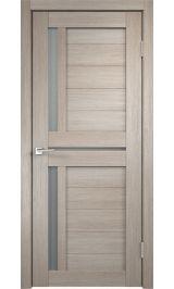 DUPLEX 3 Капучино матовое стекло межкомнатная дверь