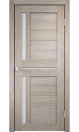DUPLEX 3 Капучино молочное стекло межкомнатная дверь