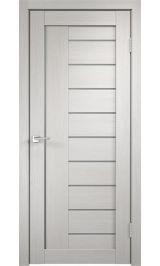 Linea 3 Дуб беленый матовое стекло межкомнатная дверь