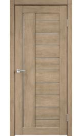 Linea 3 Дуб шале натуральный матовое стекло межкомнатная дверь