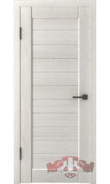 Лайн 6 Л6ПГ5 (беленый дуб) межкомнатная дверь