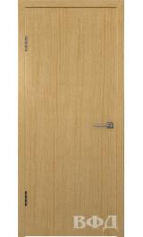 Соло 1ДГ1 (светлый дуб) межкомнатная дверь