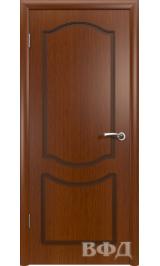 Классика 2ДГ2* макоре (красное дерево) межкомнатная дверь
