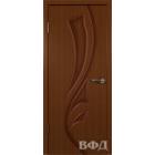 Лилия 5ДГ2 макоре (красное дерево) межкомнатная дверь