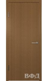Соло 1ДГ3 (орех) межкомнатная дверь