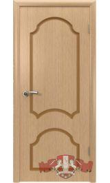 Кристалл 3ДГ1 (светлый дуб) межкомнатная дверь