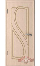 Грация 10ДГ5 (беленый дуб) межкомнатная дверь